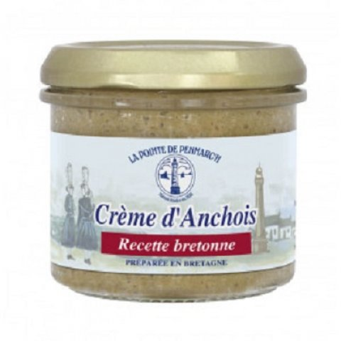 Crème d'Anchois  LA POINTE DE PENMARC'H