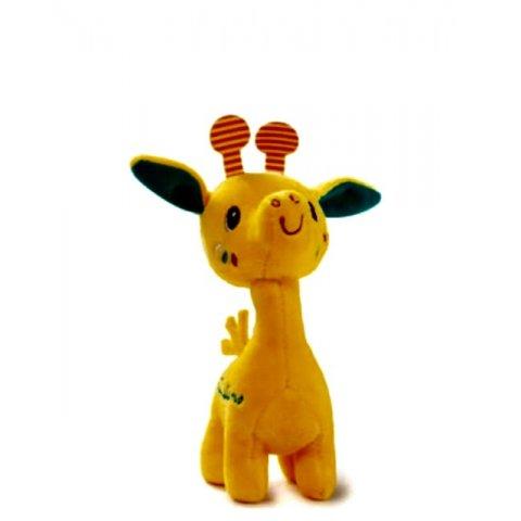 Mini personnage Zia la Girafe.  LILLIPUTIENS