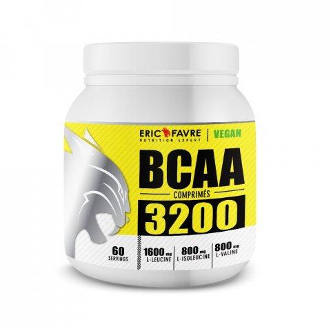 BCAA 3200 Vegan. 60 comprimés
