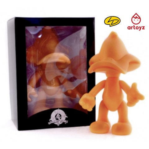 Daffy Duck orange Artoyz 20cm Vinyle Leblon Delienne
