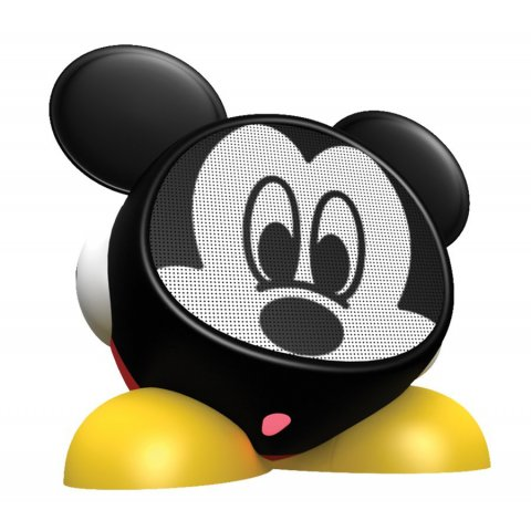 Mickey B66 Mini-Enceinte BlueTooth - Disney