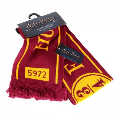 Echarpe Officielle Poudlard Harry Potter