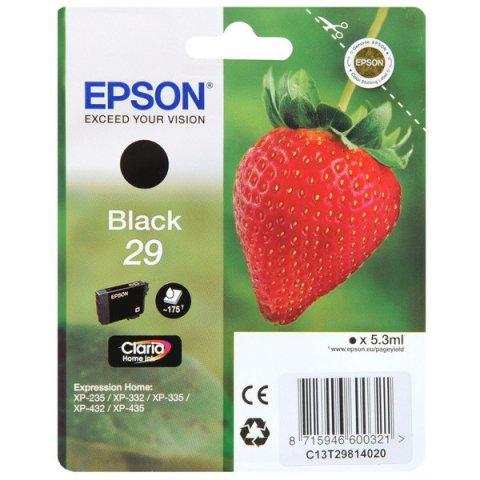 Cartouche EPSON 29 BLACK