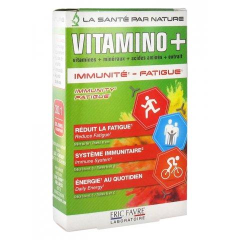 Vitamino + E. FAVRE. 30 comprimés