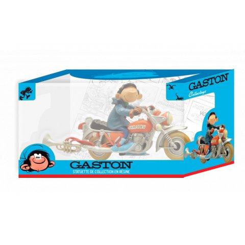 Figurine Gaston Moto Sapetoku