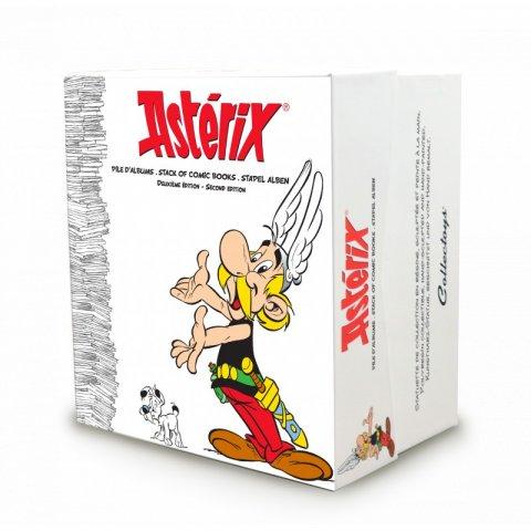 Figurine Astérix et Idéfix et Albums