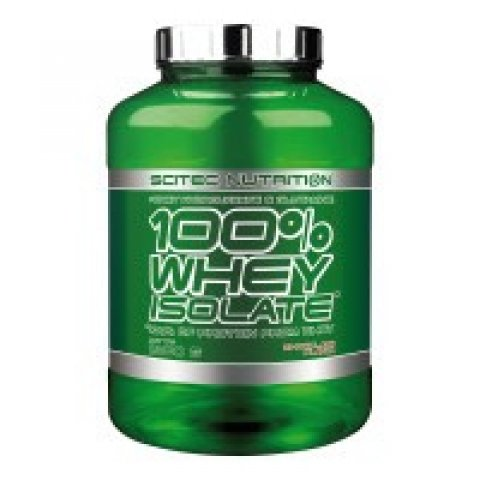 100% WHEY ISOLATE (VOLUME/SÈCHE MUSCULAIRE)