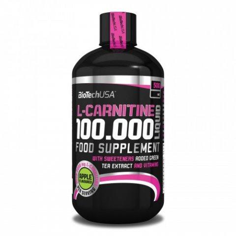 L-CARNITINE 100.000 Liquid (BRÛLEUR DE GRAISSES))