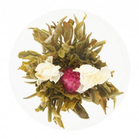 Fleur de thé COUP DE FOUDRE