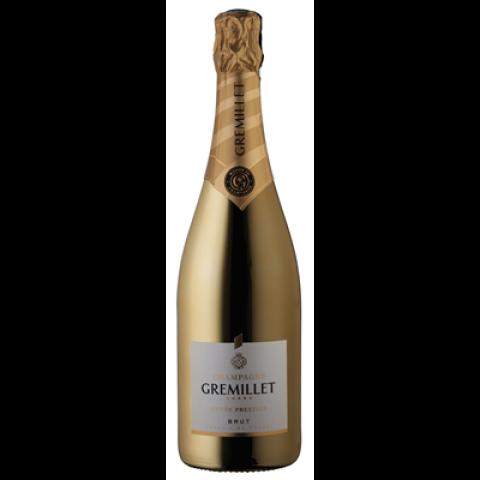 Champagne brut Sélection Or Gremillet