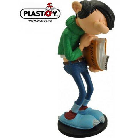 Figurine Gaston Dossier Urgent