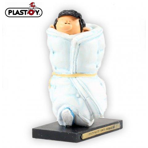 Figurine Gaston Hachette invention N°8