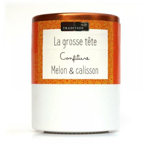Confiture La Grosse Tête – Melon et Calisson