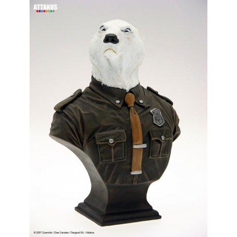 Figurine Attakus /Blacksad - Hans Karup