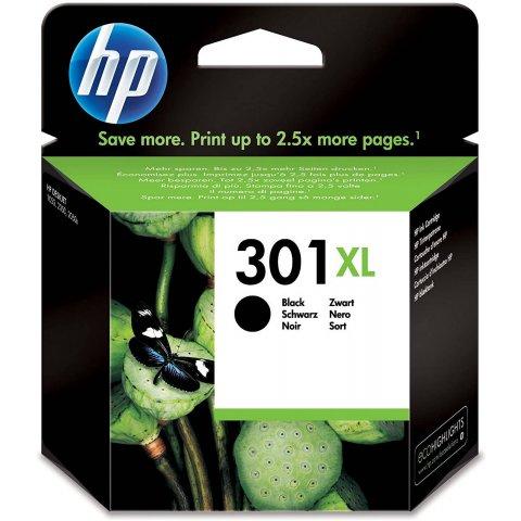 Cartouche HP 301 BK XL