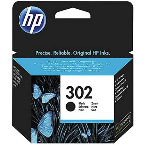 Cartouche HP 302 BK
