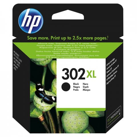 Cartouche HP 302 XL BK