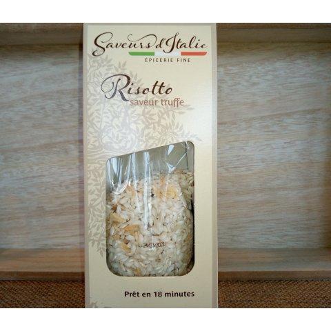 Risotto saveur truffe