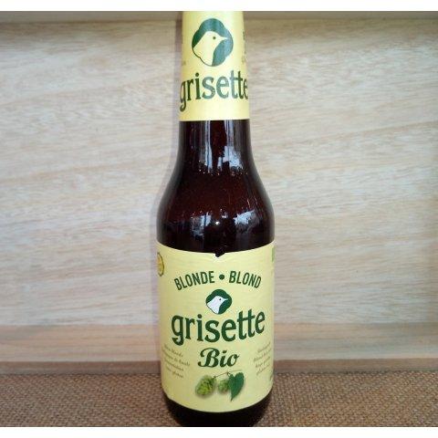 Bière blonde Grisette Bio