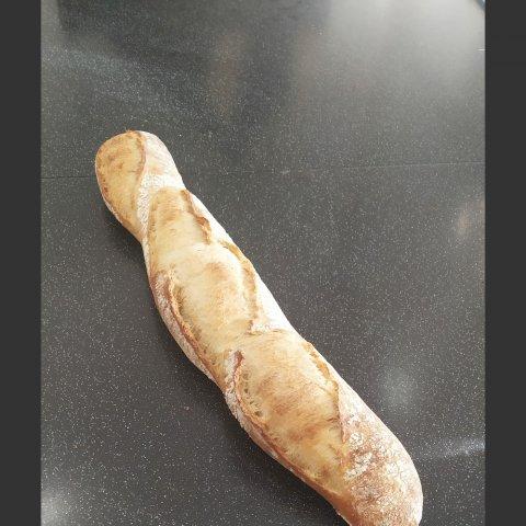 """Baguette """"Belle Epoque"""" au levain"""