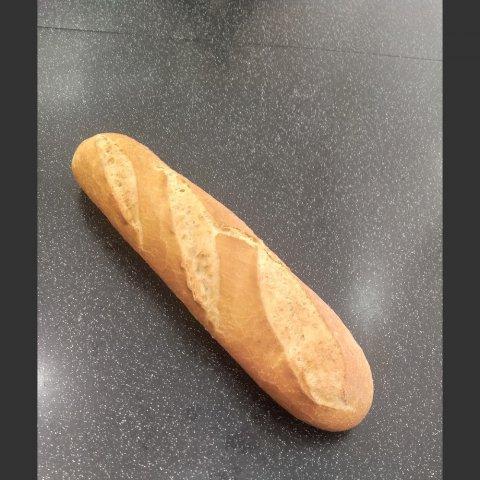 Déjeunette - demie baguette