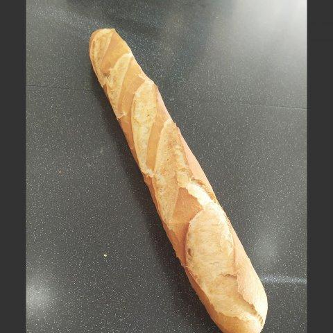 Baguette moulée