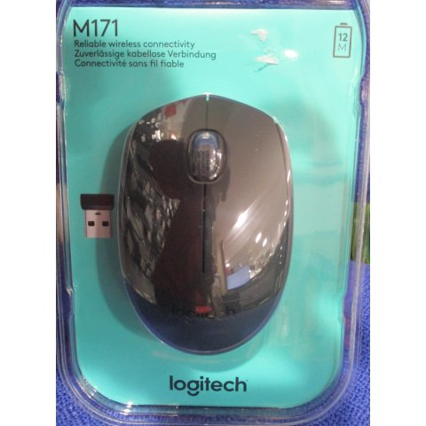 Souris sans fil M171 Black
