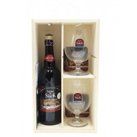Coffret de Bière Noire  DE SLACK