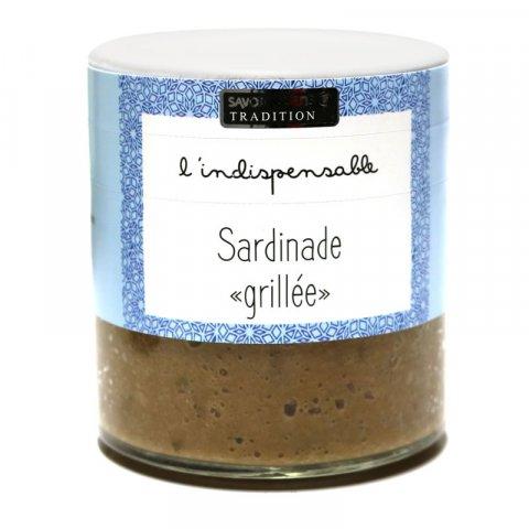 Sardinade « grillée »