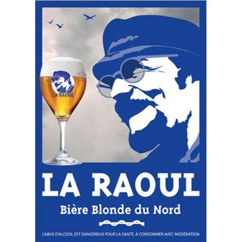 La bière RAOUL