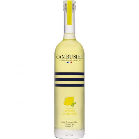 Liqueur de citron de Menton