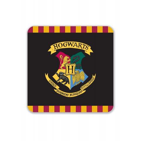 Lot de 4 Sous-Verre Harry Potter Poudlard