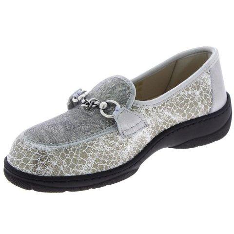 Chaussures MAGIK argent la paire