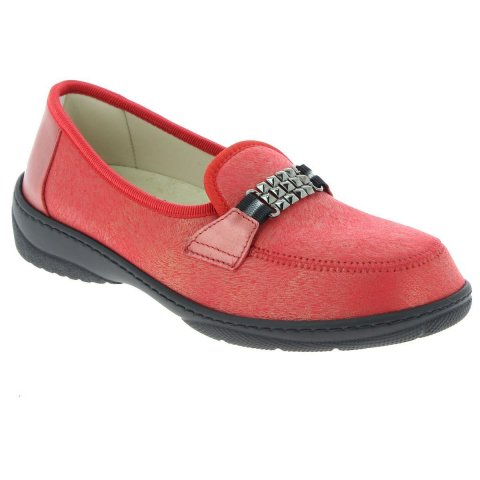 Chaussures MAGIK rouge la paire