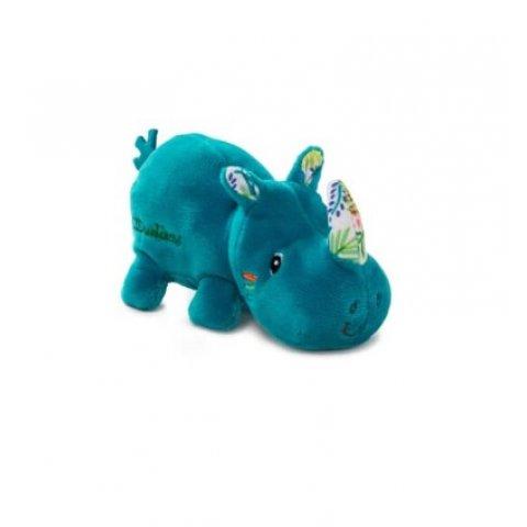 Mini personnage Marius le Rhinocéros. Lilliputiens