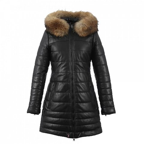 Veste Femme MARY LUXE BLACK OAKWOOD L/3XL
