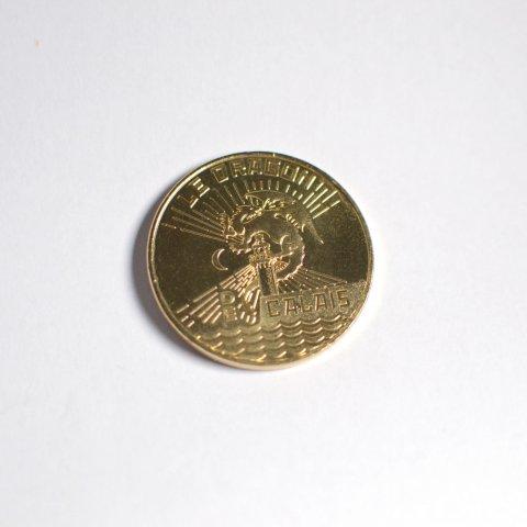 Médaille Dragon de Calais de la Monnaie de Paris