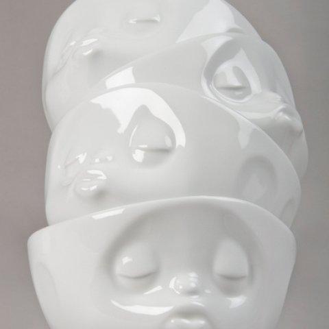 Bol à baiser blanc 500 ml