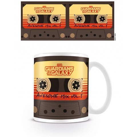 Mug Awesome Mix Vol Gardiens de la Galaxie