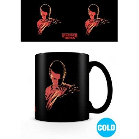 Mug thermoréactif Stranger Things Eleven
