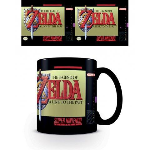 Mug Zelda noir Nintendo