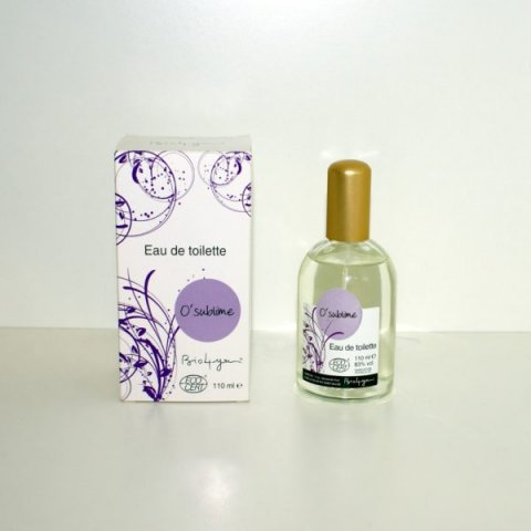 Eau de toilette O' Sublime - 110ml  Bio4You
