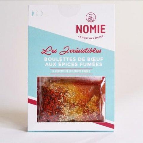 Épices pour Boulettes de Boeuf aux épices fumées. Les irrésistibles