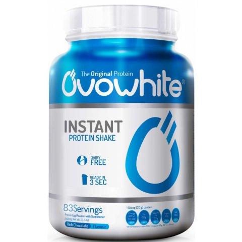 100% Protéine de Blanc d'œuf 1kg (prise de masse)