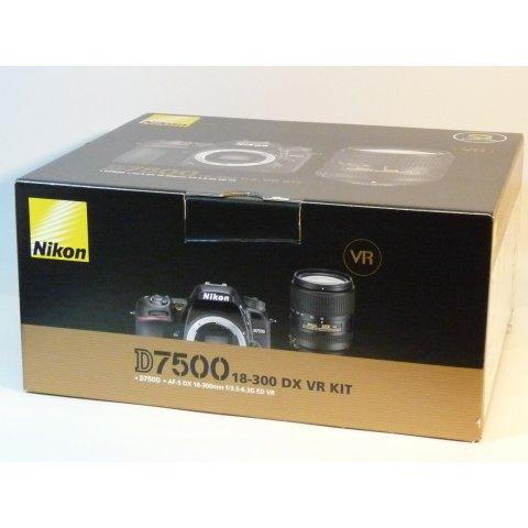 Appareil photo numérique NIKON D7500