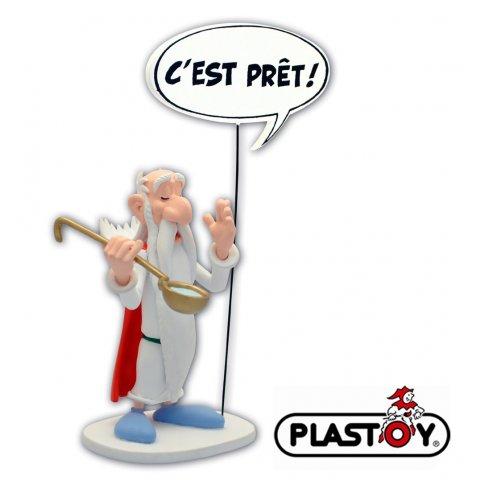 Figurine Panoramix Bulle C'est Prêt !