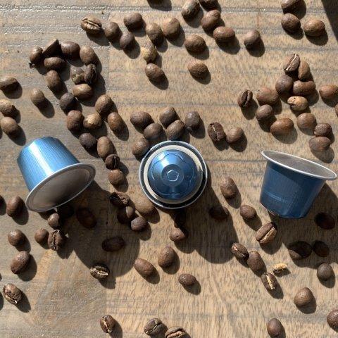 Capsules compatibles Nespresso® PAPOUAKA