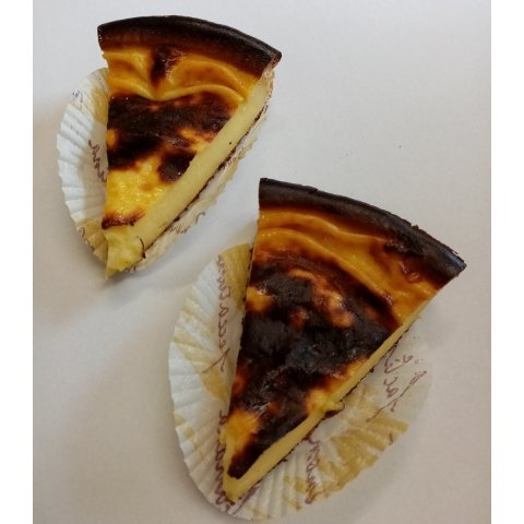 Part de tarte à la crème