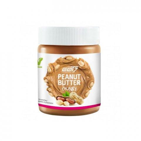 "Beurre de cacahuètes ""Chunky"" - 500 g"
