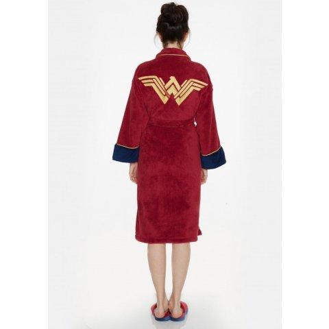Peignoir Adulte Femme Wonder Woman